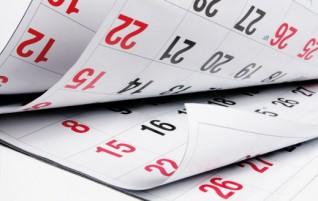 Calendario solicitud de recursamiento intersemestral